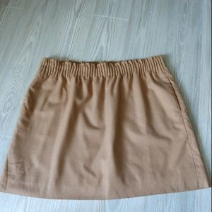 J. Crew Wool Blend Skirt
